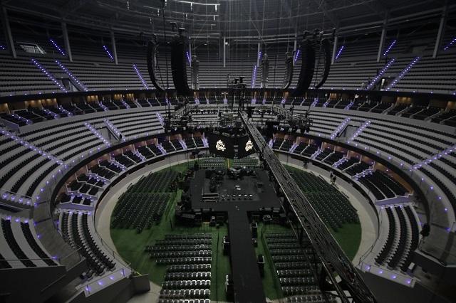 Con inversi n de 400 mdp inauguran el centro de for Espectaculos mexico 2016