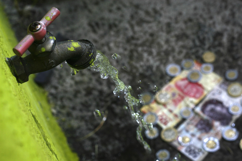 Se niegan Cholula y Cuautlancingo a ceder manejo del agua al estado