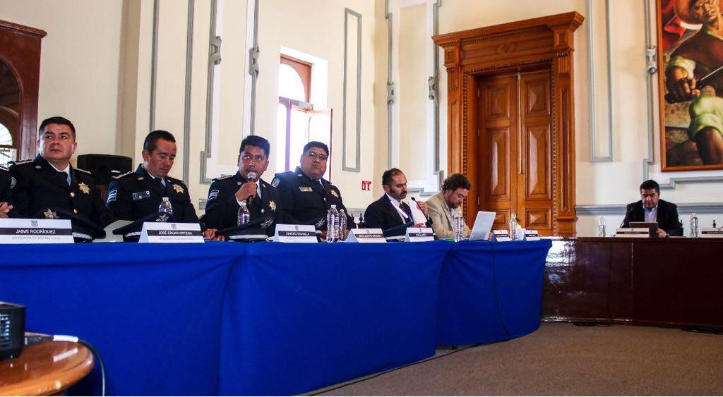 Analizan estrategias para prevenir delitos en Puebla capital