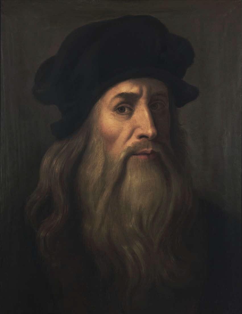 Leonardo Da Vinci, el rostro  de un genio,  llega a Puebla