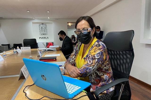 Denuncia diputada de Puebla 'hackeo' de su número celular