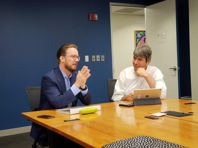 Ayuntamiento y el Banco Mundial fijan vínculos de colaboración