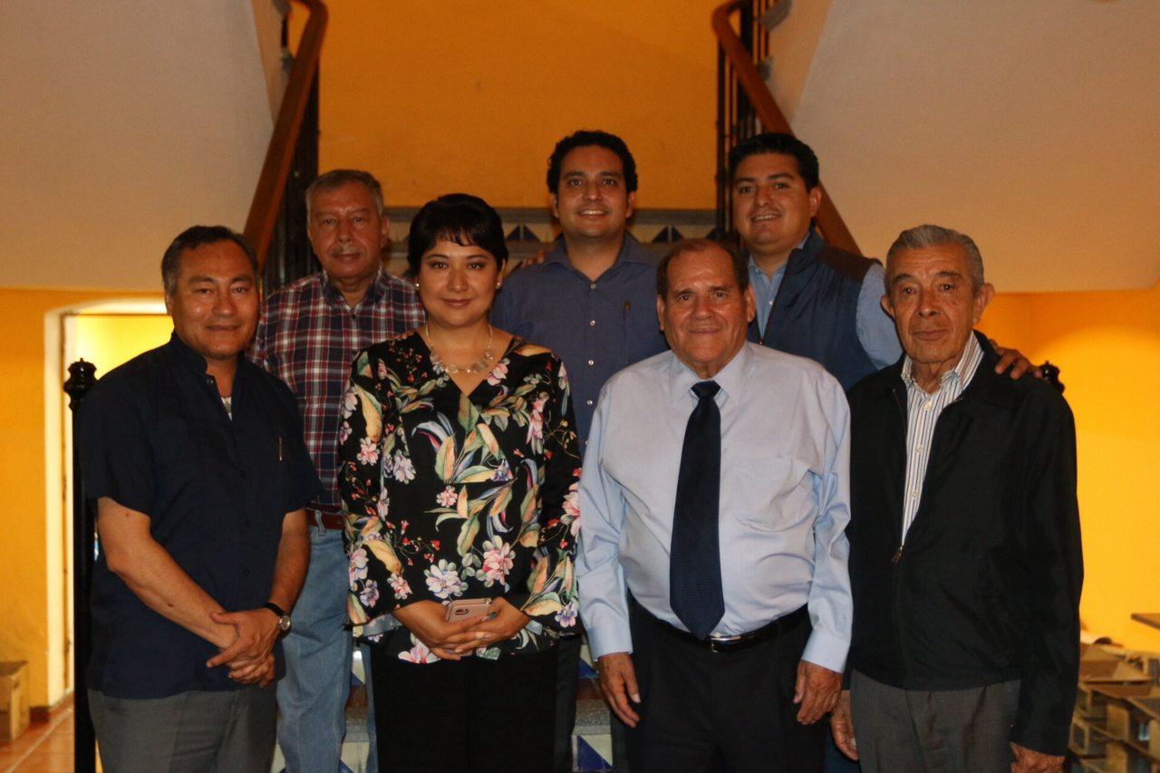 SIMT reconoce aporte  del gremio caminero al desarrollo de Puebla