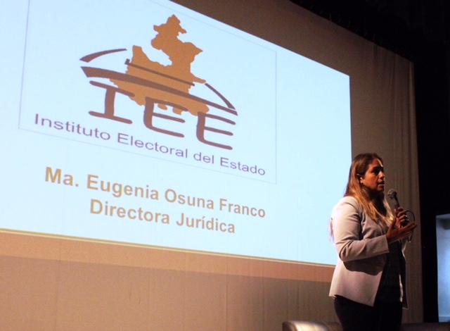 Capacitan IEE y Ayuntamiento de Puebla en Blindaje Electoral