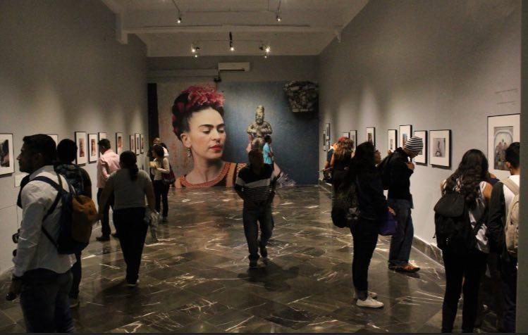 Se despide exposición Frida Kahlo a través de la lente de Nickolas Muray