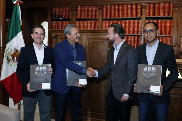 Puebla e Irapuato comparten temas de conservación del Centro Histórico
