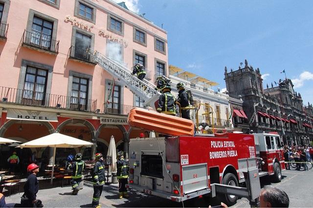 Puebla, más preparada ante desastres naturales: Banck