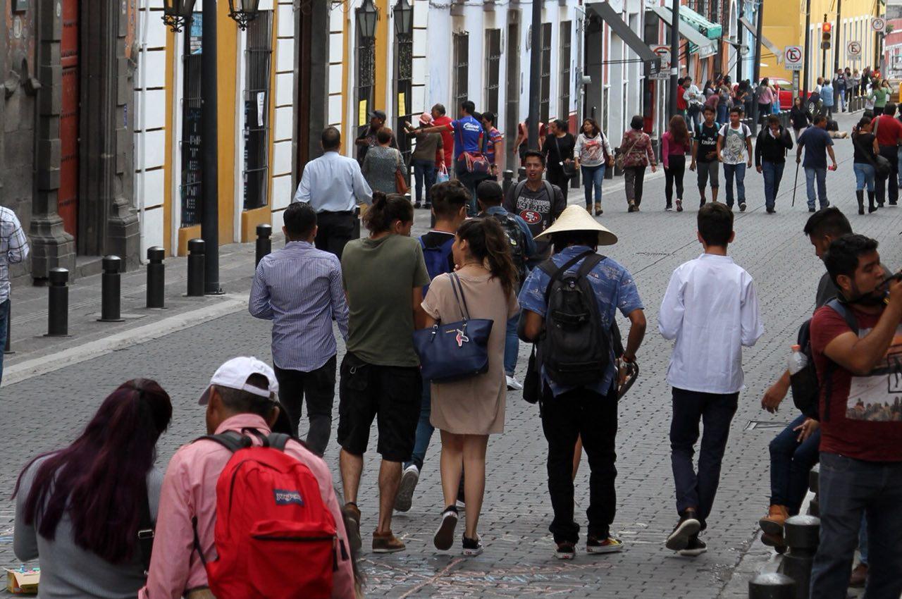 Ándale registró un aumento de 12% en afluencia de peatones
