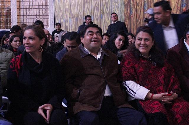 Convoca Barbosa Huerta a alcaldes a promover la cultura