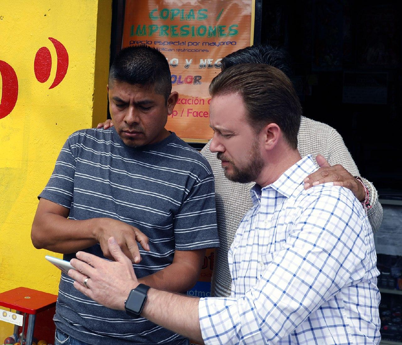 Gobierno municipal  de Puebla fortalece seguridad de El Encinar