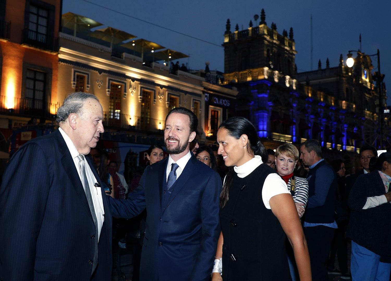 Puebla se consolida como Patrimonio del Mundo, señala Banck