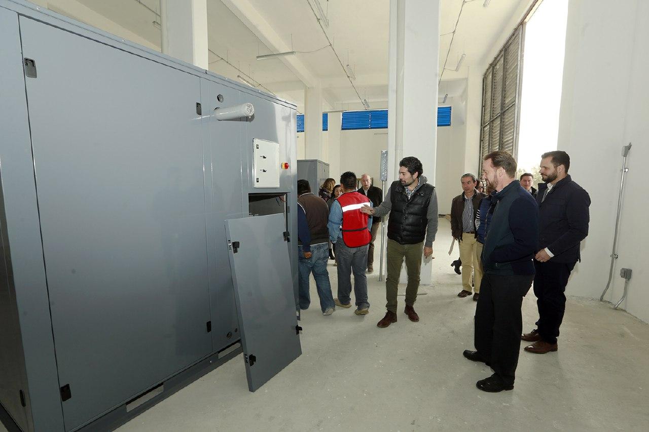 Centro de Investigación del Atoyac es supervisado por Banck