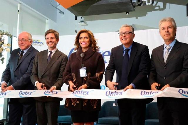 Abre Grupo Ontex nuevas oficinas en San Andrés Cholula