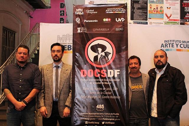 Convocan Imacp y RetoDocs a producir un cortometraje en 100 horas