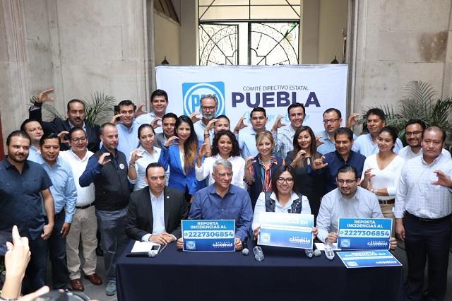 PAN también dice que ya ganó y que Cárdenas será gobernador