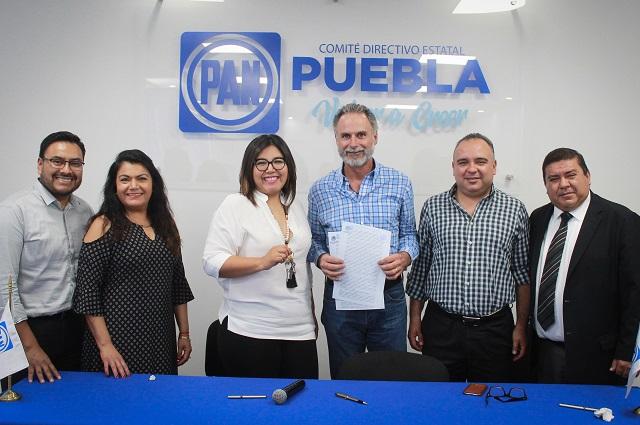 Compran nuevas oficinas para el PAN municipal en Puebla