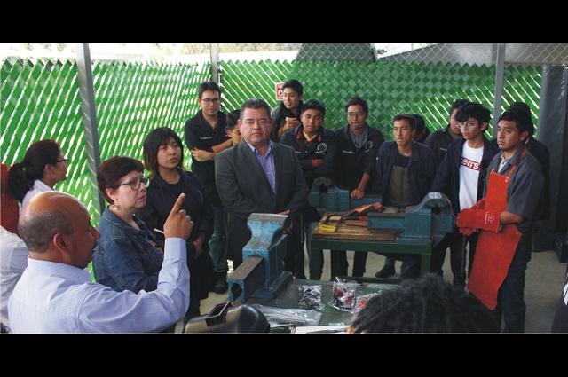 UTP abre laboratorio de Soldadura Especializada