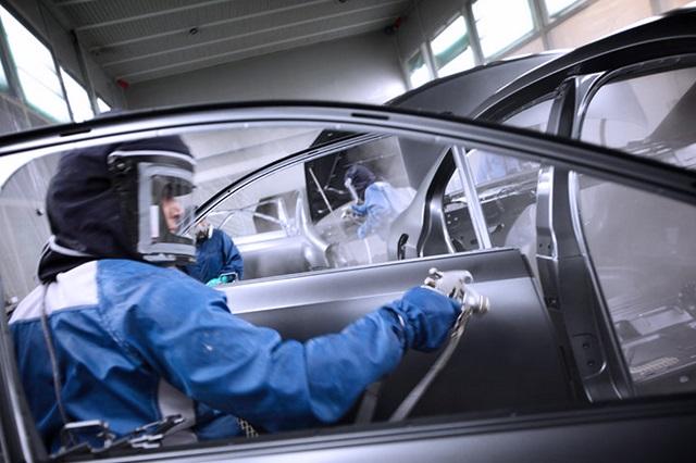Registra Puebla crecimiento en exportaciones automotrices