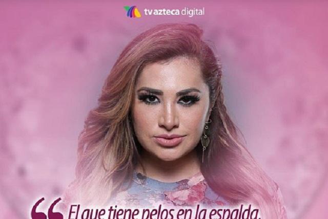 Damaris, de Enamorándonos al Poder del Amor de Tv Azteca