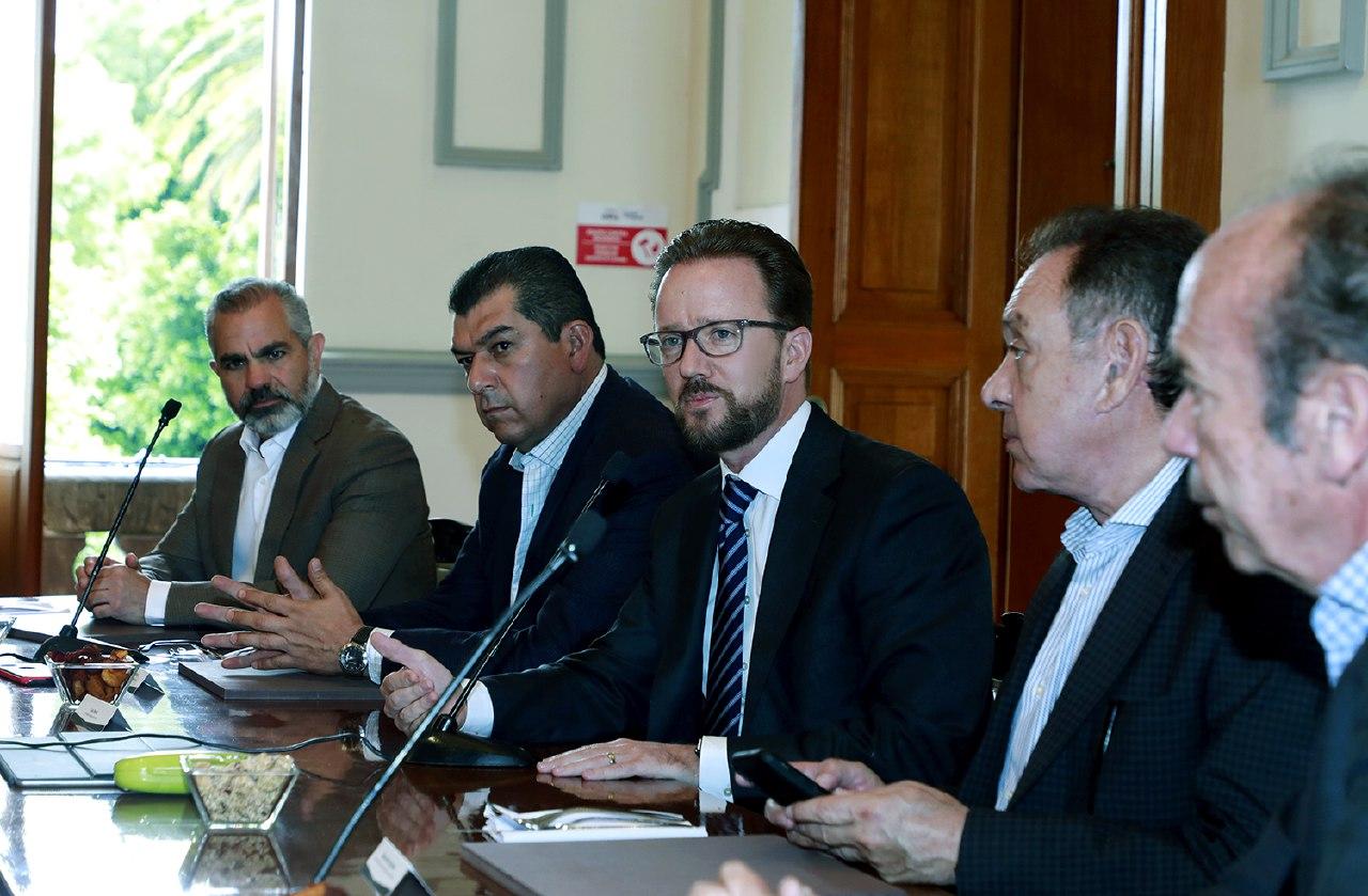 Gobierno Municipal y CCE dan seguimiento a agenda empresarial