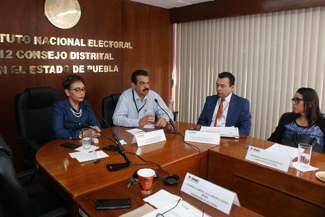 INE contratará 2,200 supervisores y capacitadores electorales