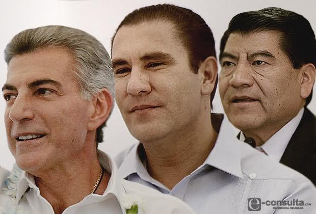 Votación de Gali queda por debajo de Marín y Moreno Valle