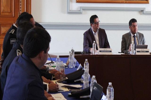 Mesa de Seguridad y Justicia analiza acciones de seguridad en la capital