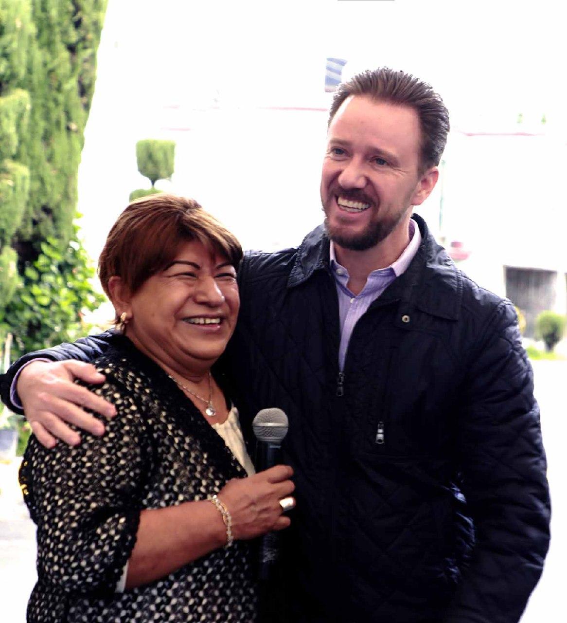 Banck y vecinos de Plazas de Guadalupe supervisan vialidad