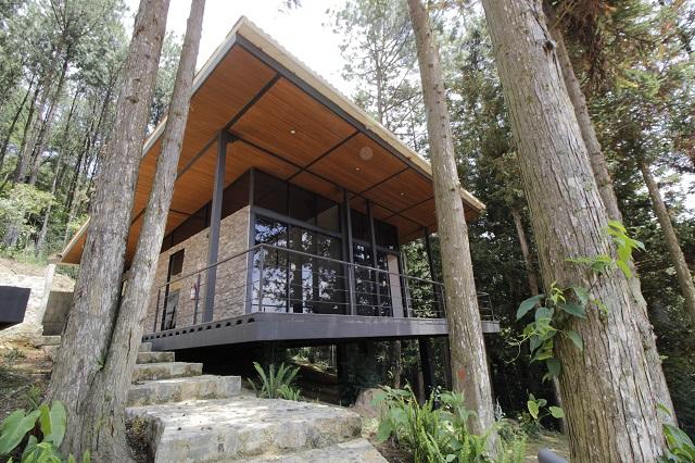 Narconon-Puebla combina la tranquilidad de la naturaleza con un diseño vanguardista en sus instalaciones
