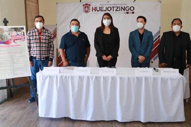 Dan a conocer la cancelación del carnaval en Huejotzingo