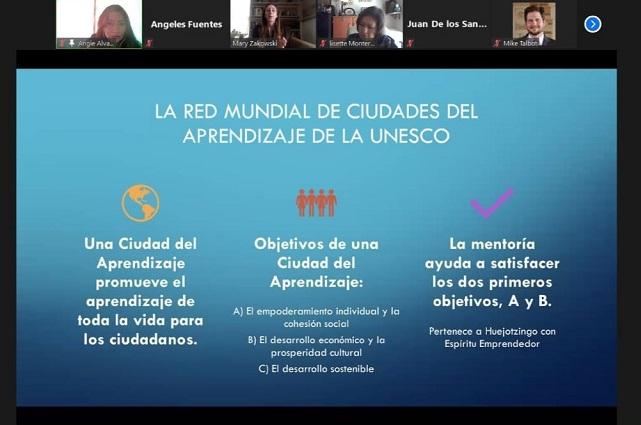 Impulsa Angélica Alvarado proyectos universitarios para Huejotzingo