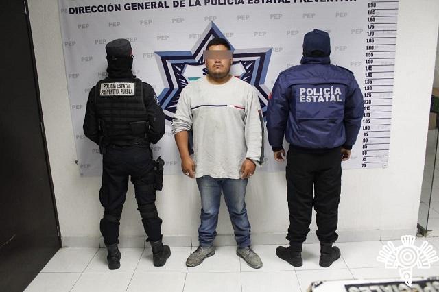 Cae en Puebla principal distribuidor de gas robado
