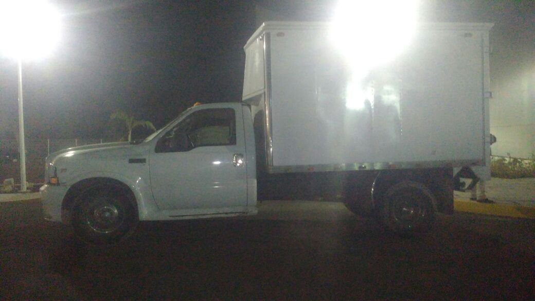 Aseguran a sujeto con camión robado en Altepexi