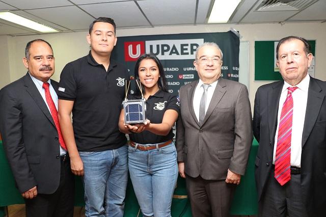 Nanosatélite de Upaep será lanzado al espacio el 4 de diciembre
