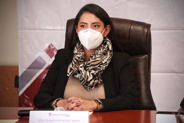 Inician en Huejotzingo capacitación en línea sobre normatividad sanitaria