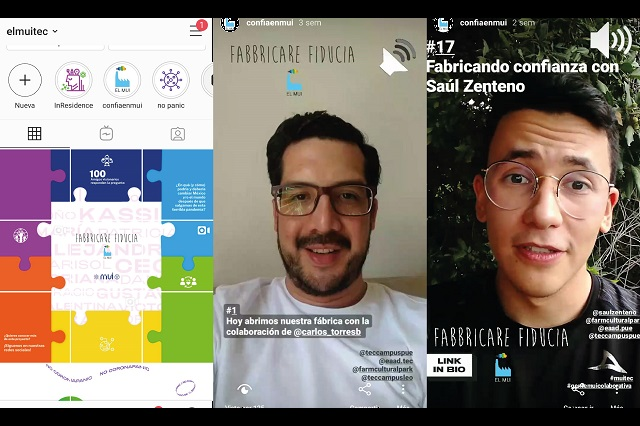 Pandemia reta a mudar a los medios virtuales: Tec de Monterrey