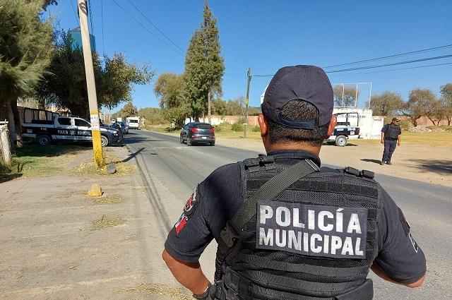 Baja 35 % incidencia delictiva en Huejotzingo, informa la FGE