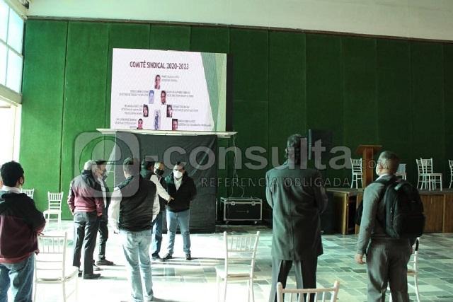 Asume nueva dirigencia sindical en Mondelēz para 2020-2023