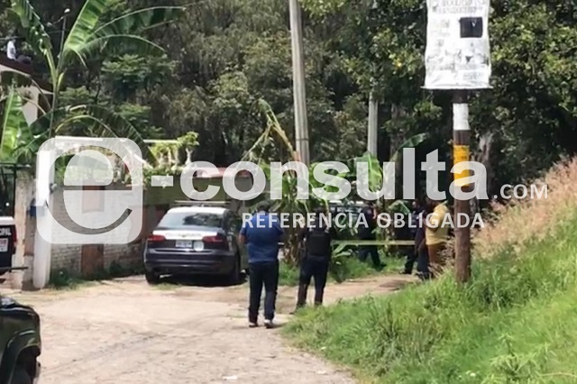 Mueren por problemas de alcoholismo dos hombres en Puebla