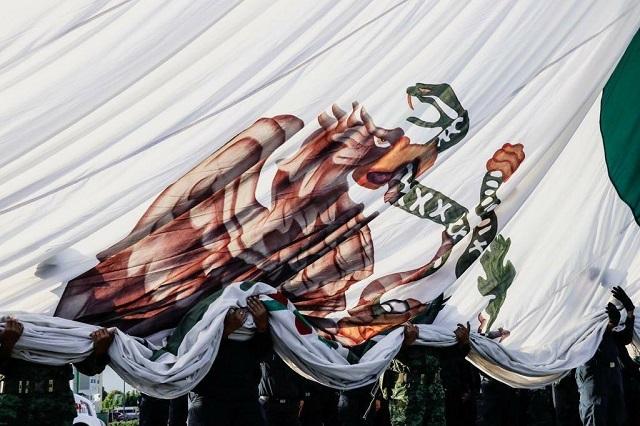 Gobierno de Atlixco inicia festejos del mes patrio
