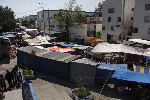 Ofrece Segob municipal retirar a los ambulantes en La Margarita: vecinos