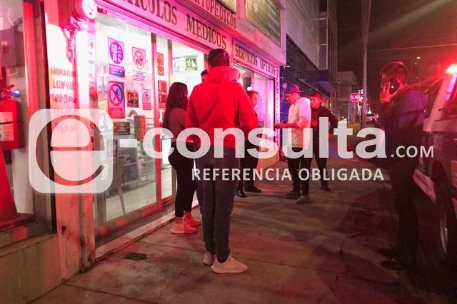 Estudiantes sufren atraco en calles de Chulavista