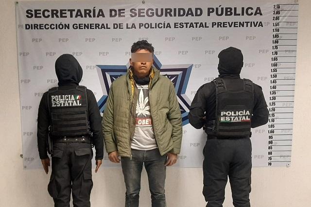 Rescatan a secuestrados en Aljojuca y cae delincuente