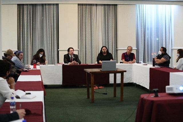 Va enlace de Morena en Puebla a Comisión Nacional de Elecciones