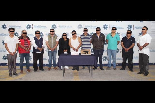 Agresores de policías en Loma Linda, procesados en libertad
