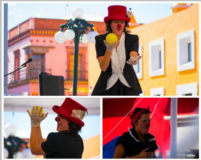 Festival internacional de payasas este fin de semana en Puebla
