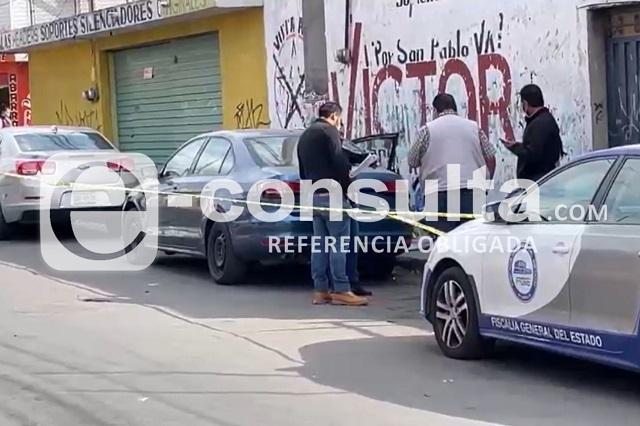 Hallan vehículo de presunto feminicida del Jacarandas