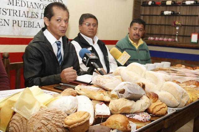 Sigue la cuesta: aumenta 50 centavos el pan de dulce