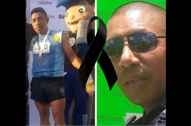 Con cariño recuerdan a policía asesinado en Minerales del Sur