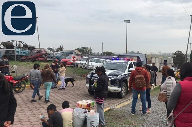 Elecciones en Ocoyucan, bajo vigilancia policial